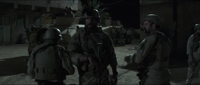 'American Sniper' - Butcher's on the move