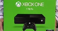 1TB Xbox One news