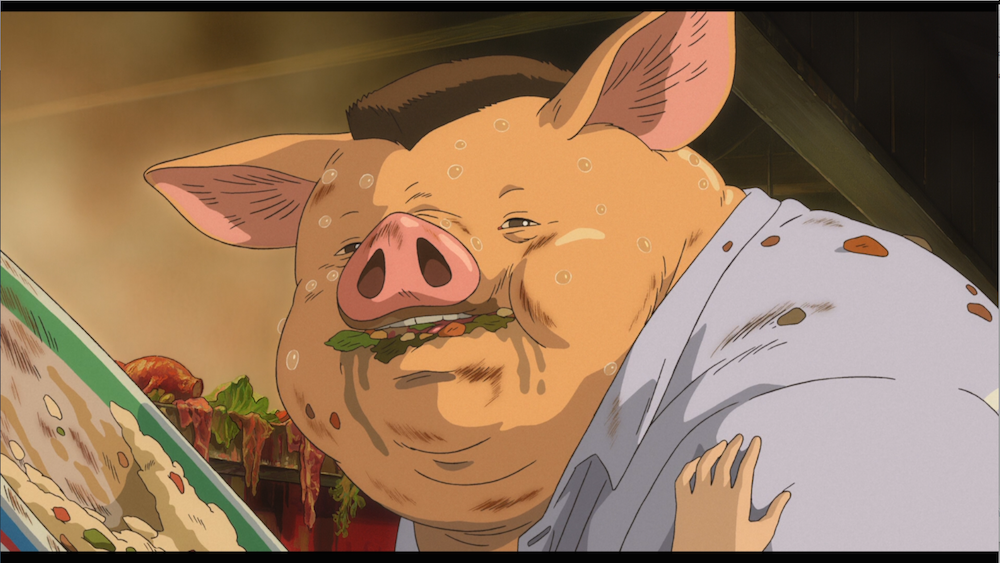 Spirited Away Blu-ray Review | High Def Digest