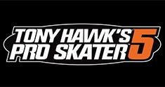 'Tony Hawk Pro Skater 5'