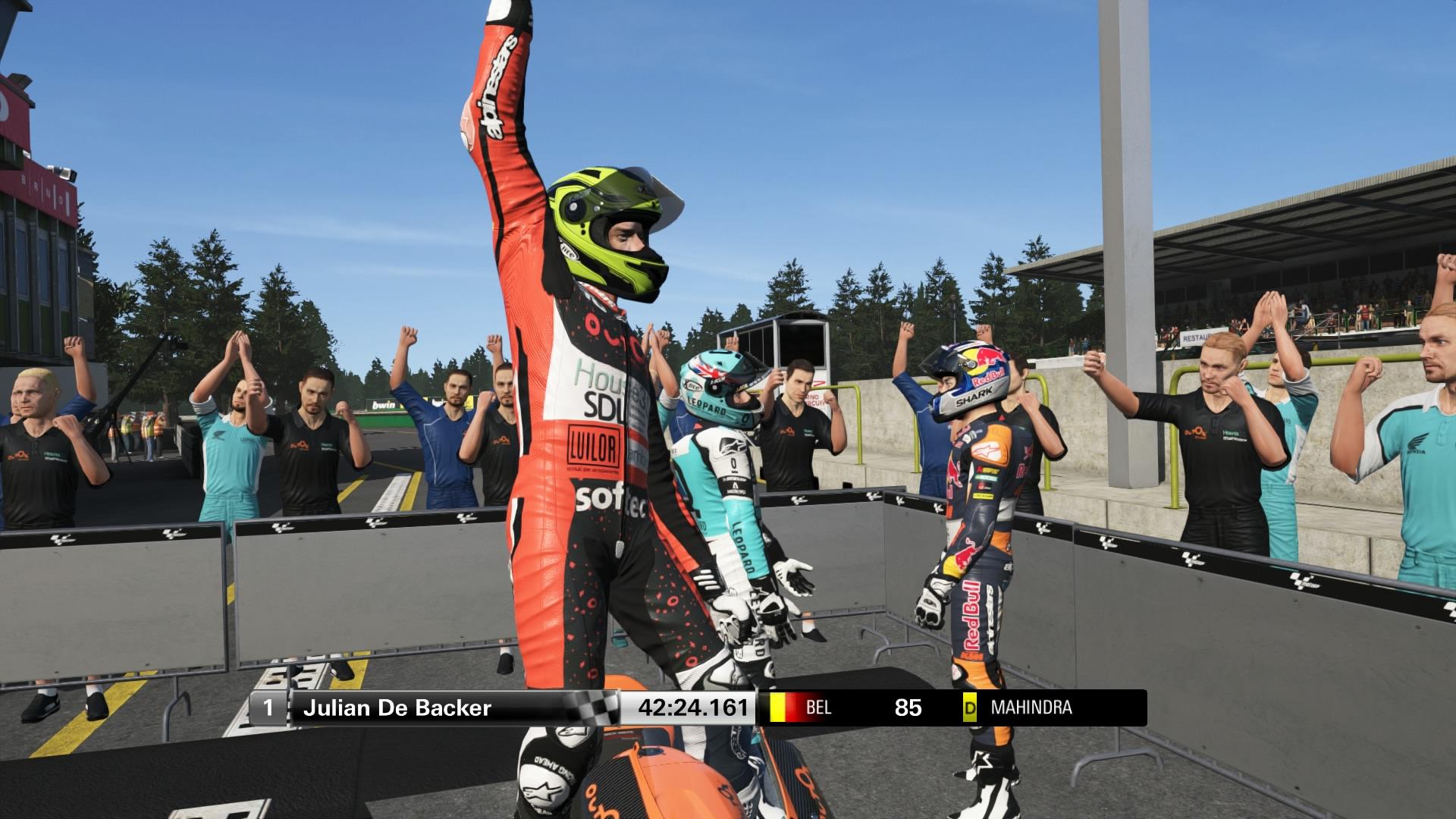 MotoGP 15 (PS4) Review   High-Def Digest