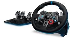 Logitech G29 PS4 PS3 PC wheel news