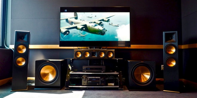 Klipsch Demos u0026#39;Game of Thronesu0026#39; in Dolby Atmos on Reference Premiere Speakers : High-Def Digest