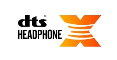 DTS Headphone:X logo