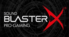 Sound BlasterX Gaming Audio News Creative