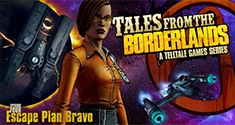 Tales from the Borderlands: Escape Plan Bravo news