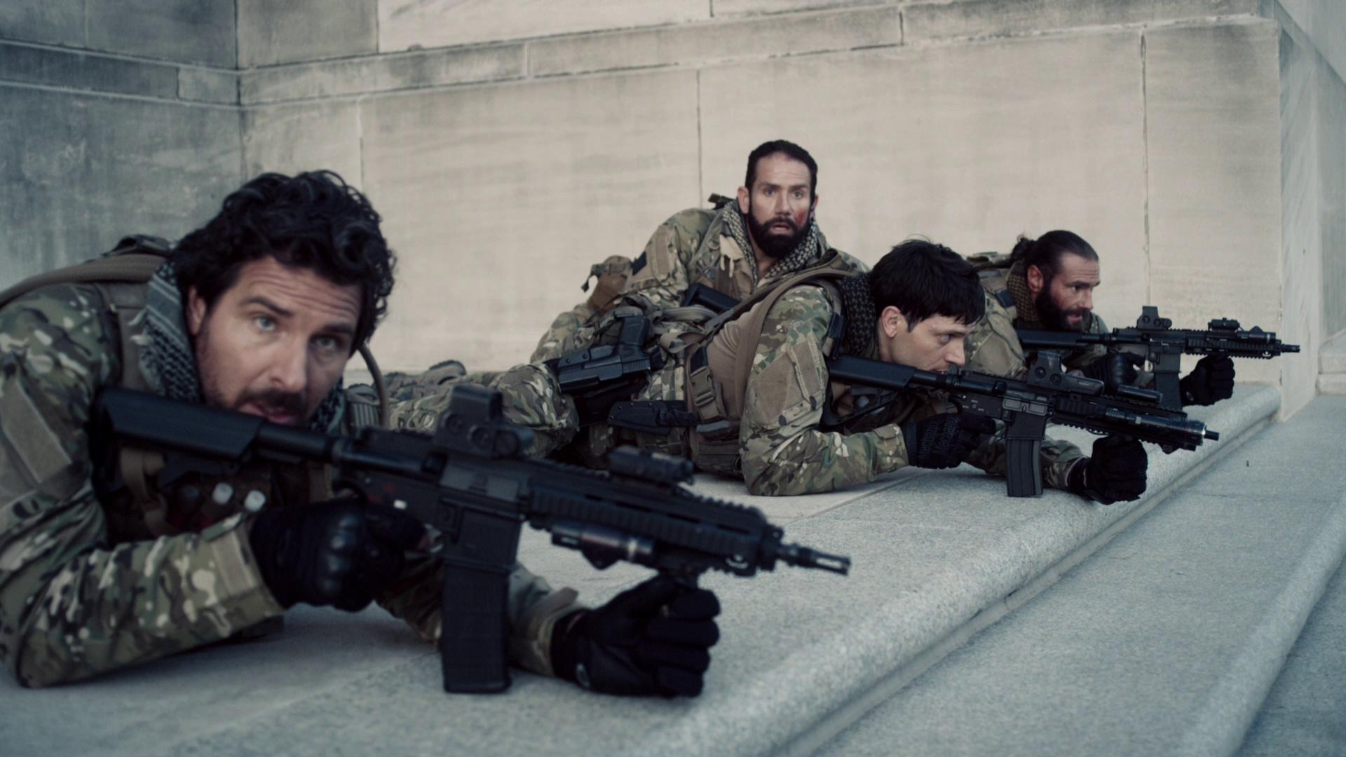 Navy Seals Vs Zombies Blu Ray Review High Def Digest