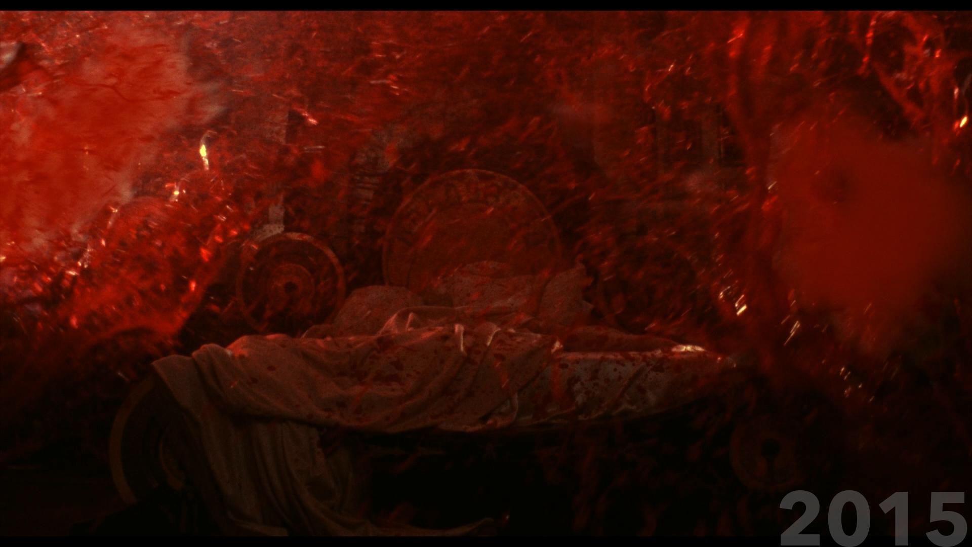 Bram Stoker's Dracula bloodbath 2015
