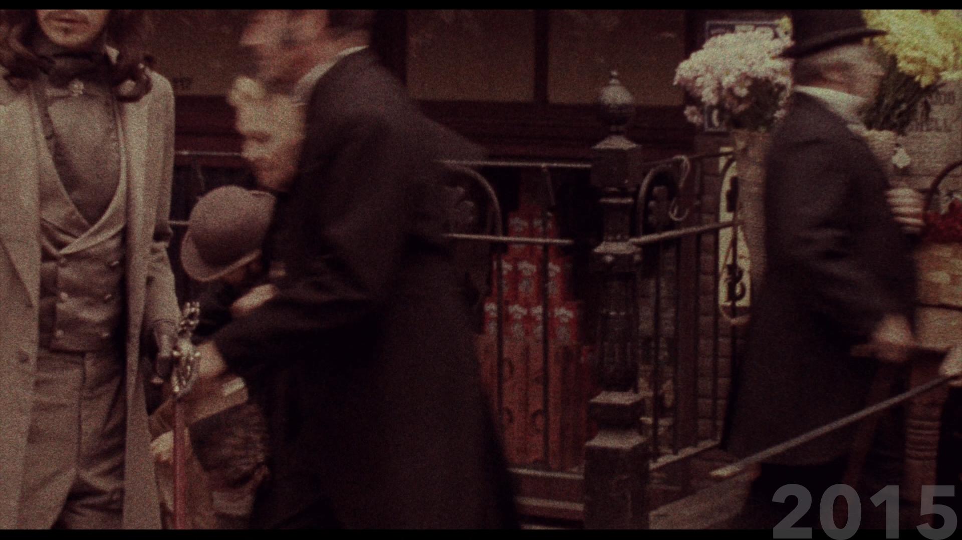 Bram Stoker's Dracula -- Dracula looking for Mina 2015