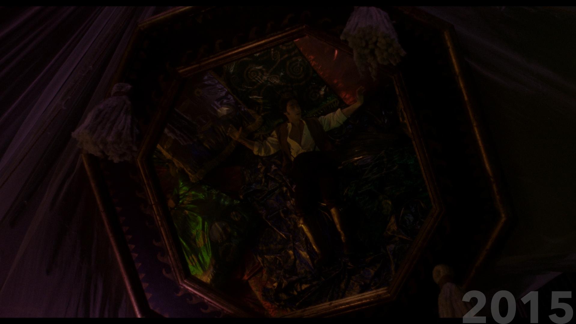 Bram Stoker's Dracula -- Harker in bed 2015