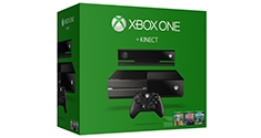 Xbox One 500GB Console with Kinect 3 Game Bundle news