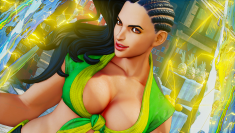 Street Fighter V Laura
