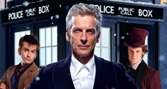 doctor who christmas news