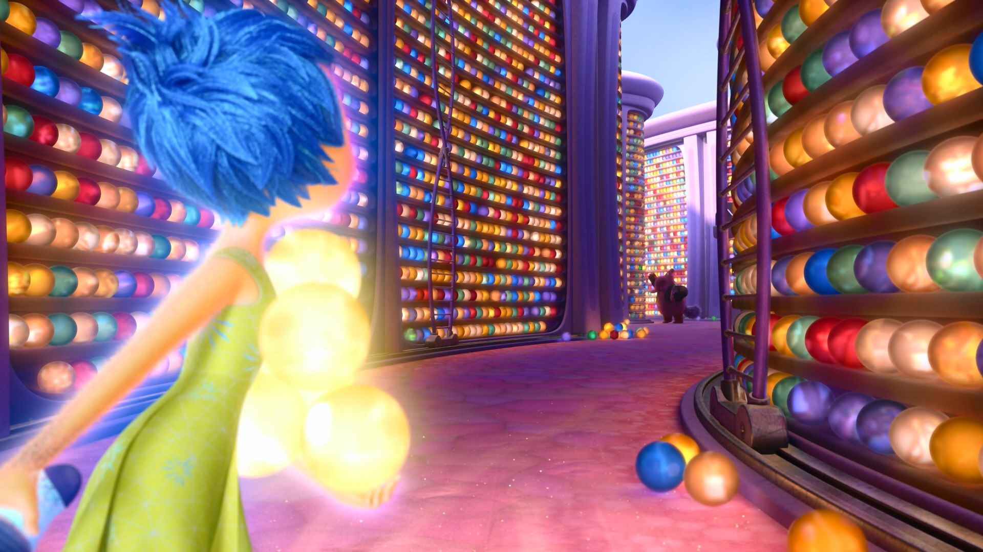 Inside Out Blu-ray Review | High Def Digest