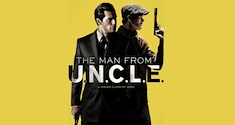 Man from U.N.C.L.E. Blu-ray