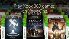 Xbox One Backward Compatible Dec 17