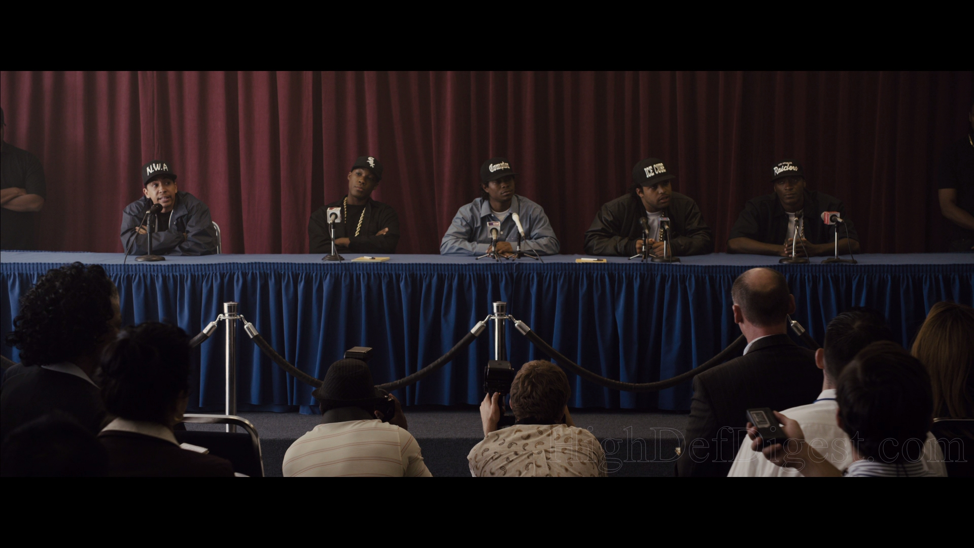 """a critique of the portrayal of reality in straight outta compton a film by f gary gray Straight outta compton—the allmovie review by director f gary gray tells the story of catapulting the group into the public eye with their """"reality rap."""