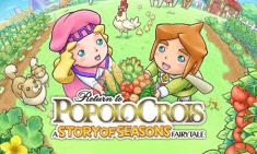 Return to PopoloCrois: A Story of Seasons Fairytale Release Date Announced