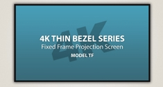 severtson 4k projection screen