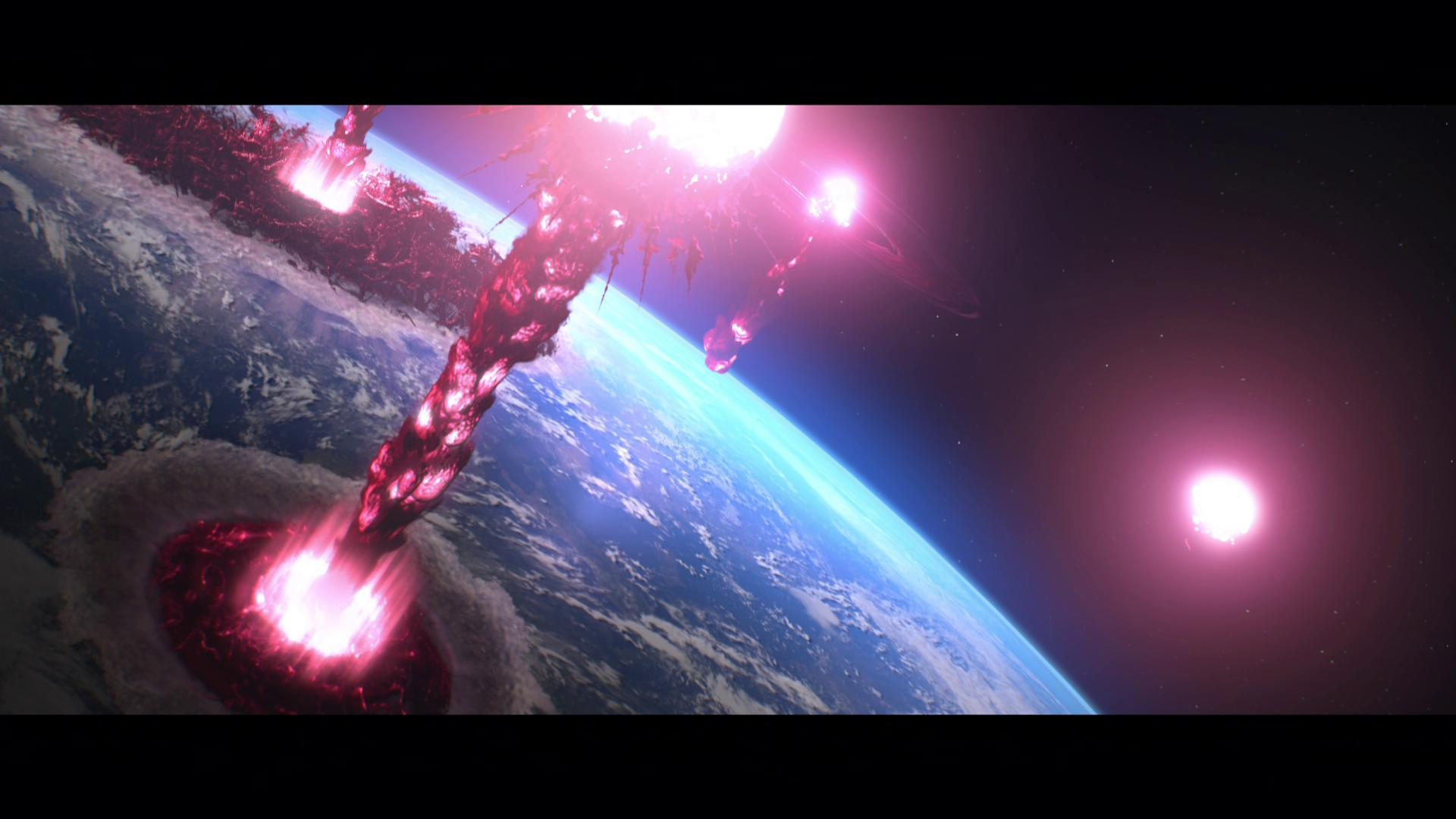 Harlock: Space Pirate 2D/3D Blu-ray Review | High Def Digest