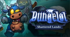 Dungelot: Shattered Lands news