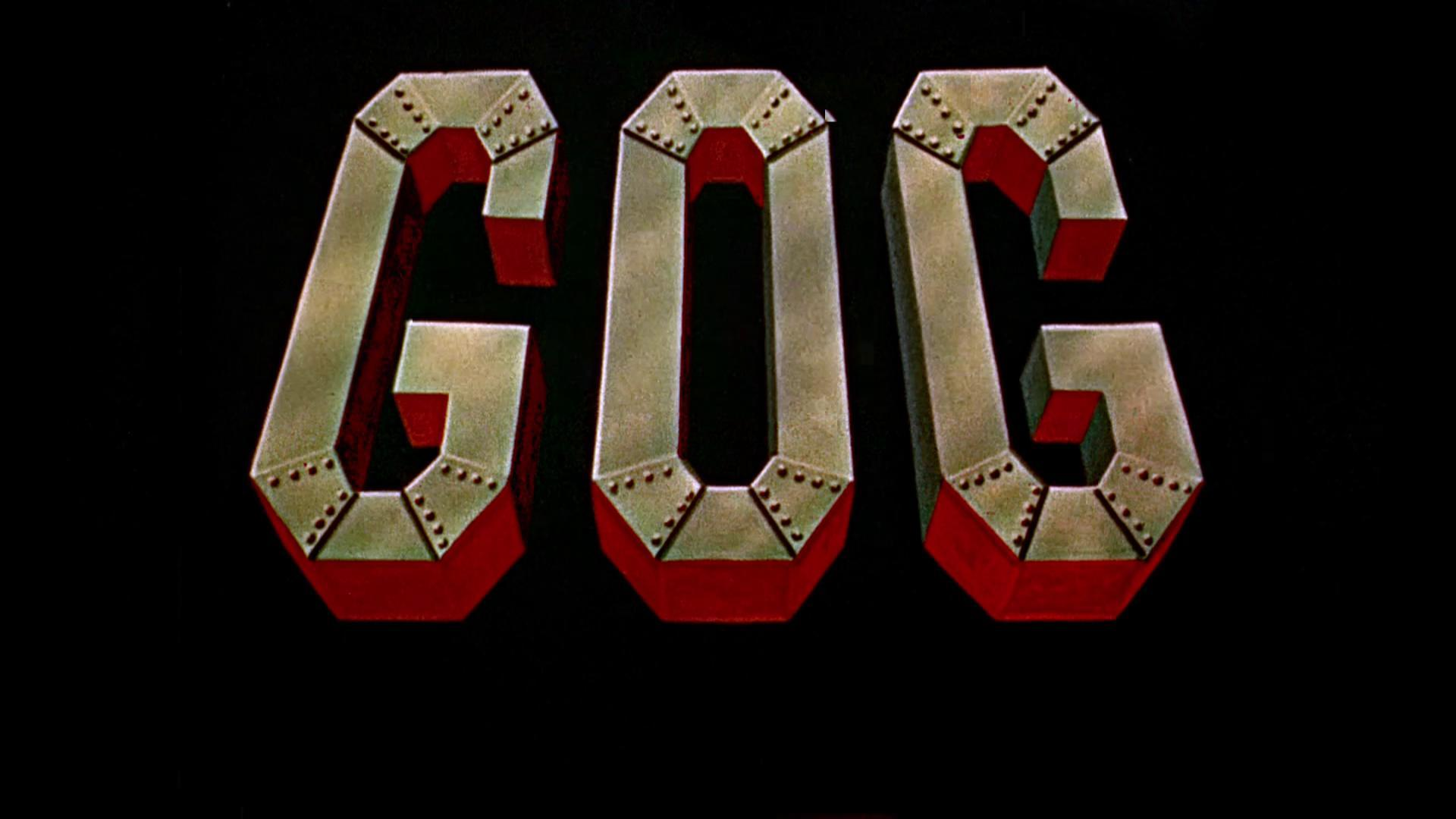 Gog - 3D Blu-ray Review | High Def Digest
