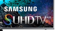 Samsung SUHD TV 4K news