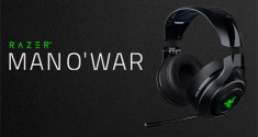 Razer ManO'War Wireless Headset News