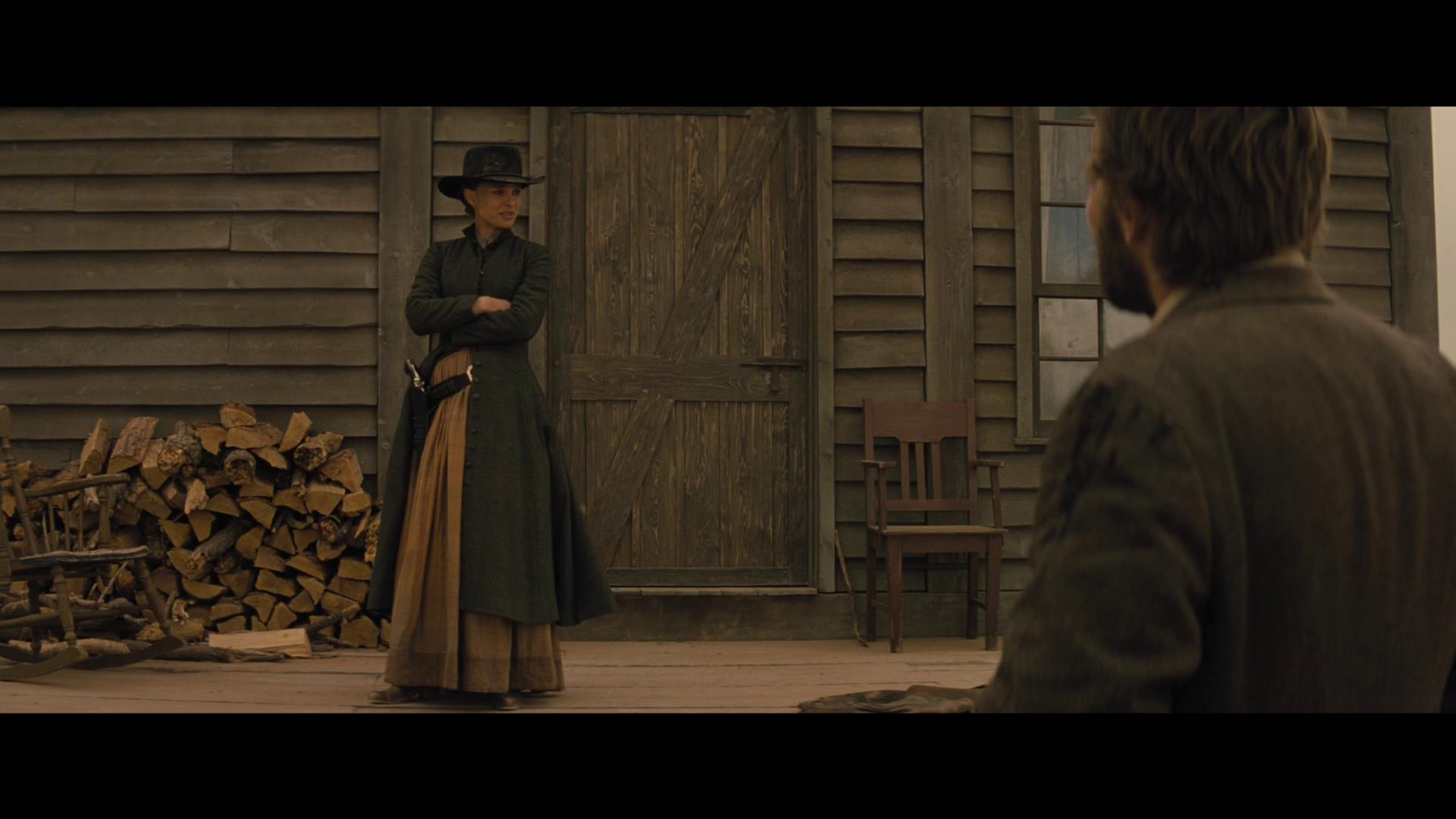 Jane Got a Gun Blu-ray Review   High Def Digest
