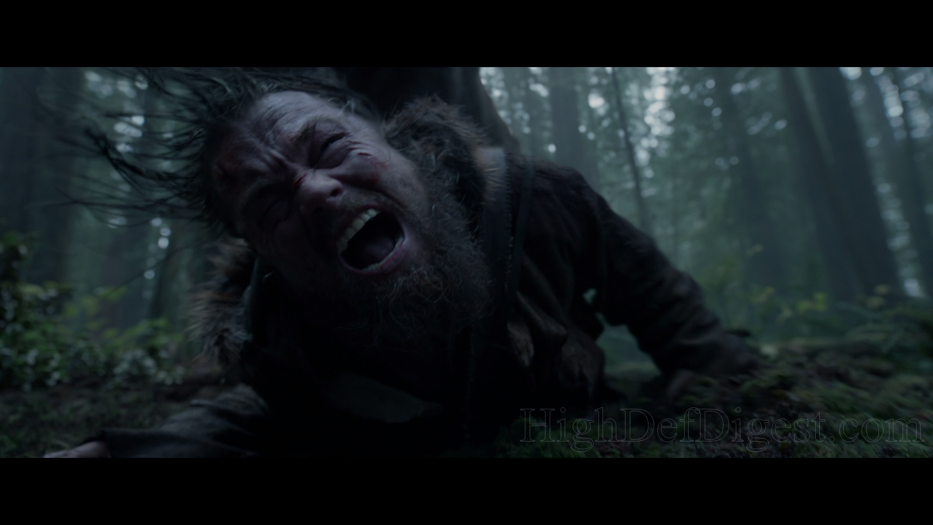 This is some of DiCaprio's best work, as he embodies the tortured character of Hugh Glass and exposes the personal demons that are slowly revealed ...