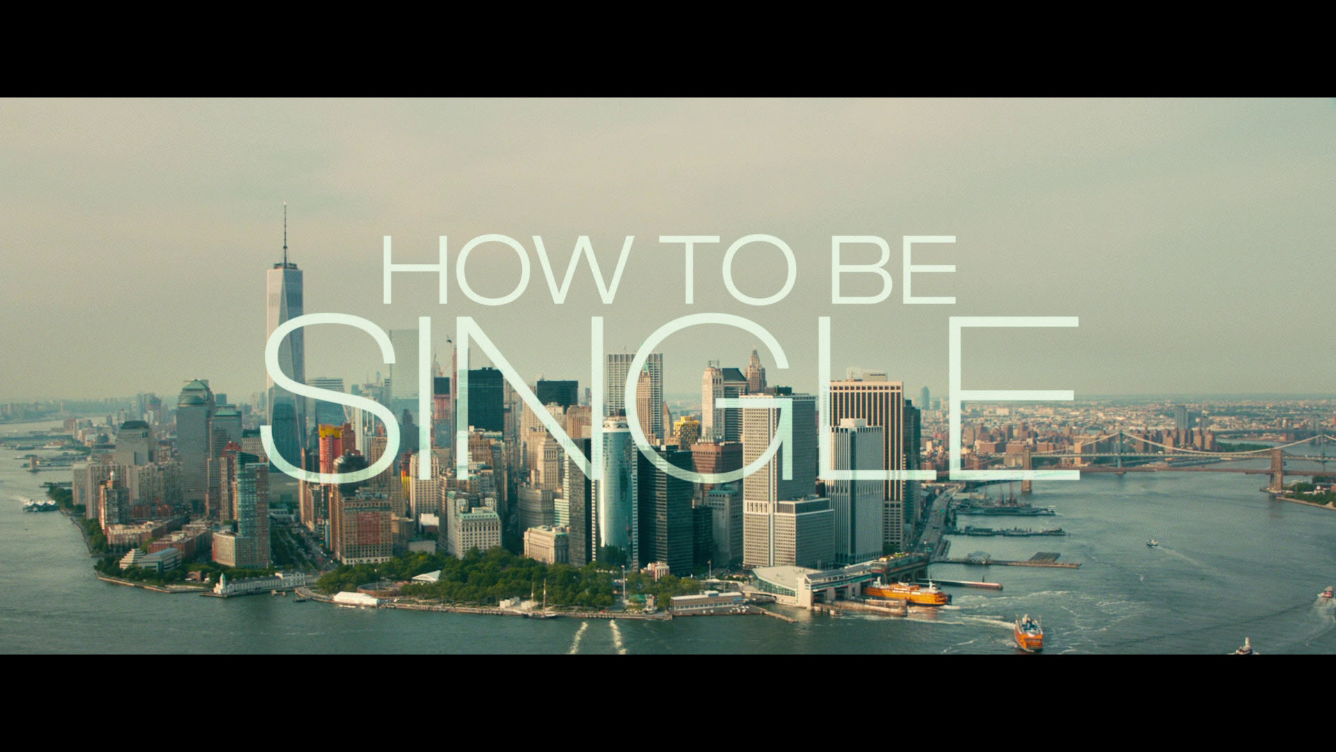 'how To Be Single' Isn't Genredefining Or Redefining For That Matter It