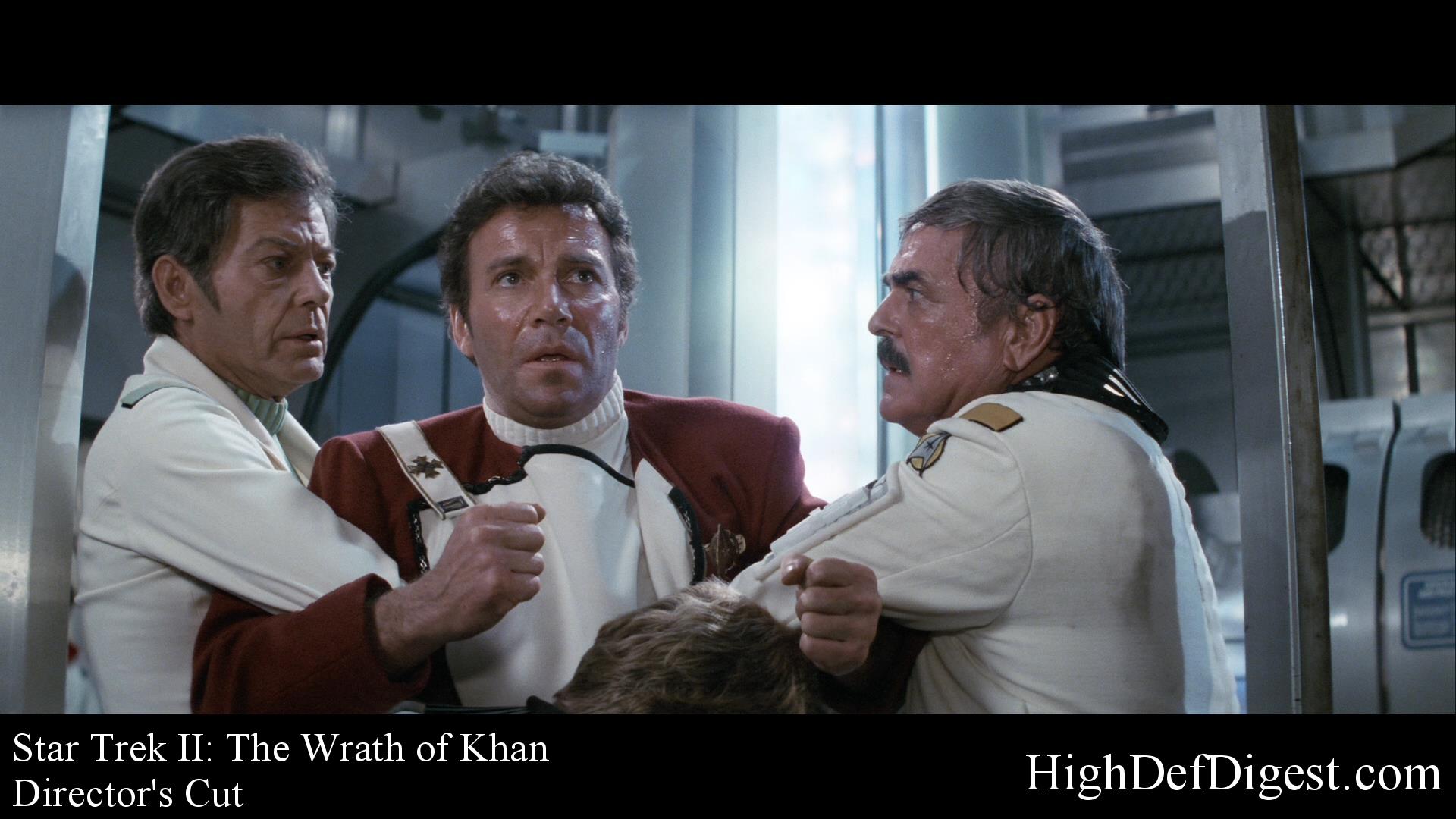 Star Trek: The Wrath of Khan - Comparison 3 (Director's Cut)