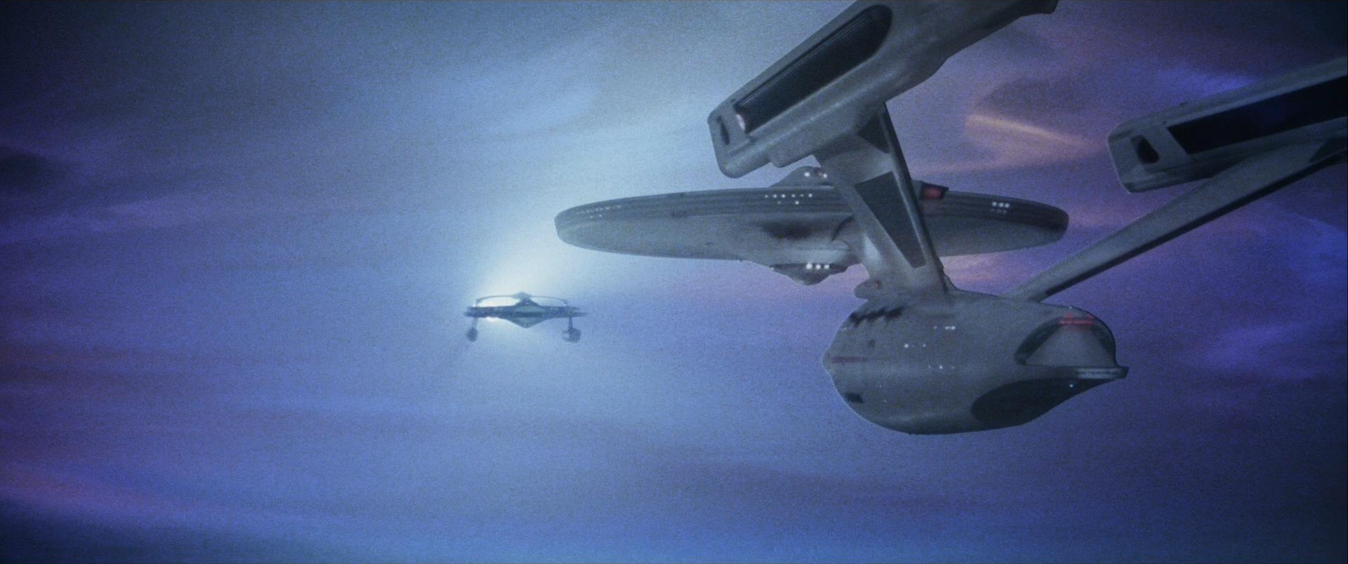 Star Trek: The Wrath of Khan - Enterprise & Reliant