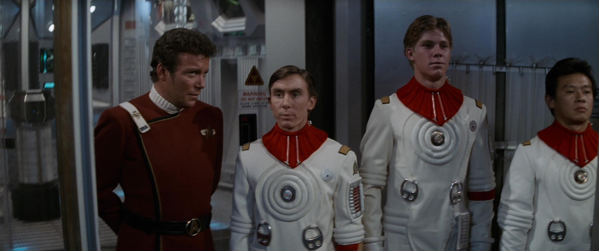 Star Trek: The Wrath of Khan - Kirk & Preston