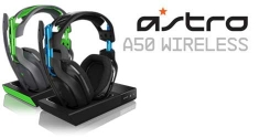 ASTRO A50 Wireless news 2016 PS4 Xbox One & PC