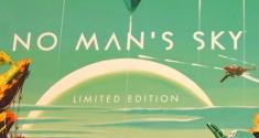 No Man's Sky Limited Edition news