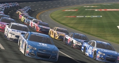 NASCAR Heat Evolution 40-Player Multiplayer