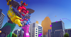 '100ft Robot Golf' Will Tee Off Before PlayStation VR's Launch