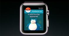 Pokemon GO Apple Watch news