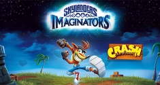 Skylanders Imaginators Crash Bandicoot news