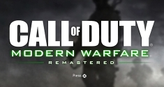 Call of Duty Modern Warfare Remastered news press x PS4