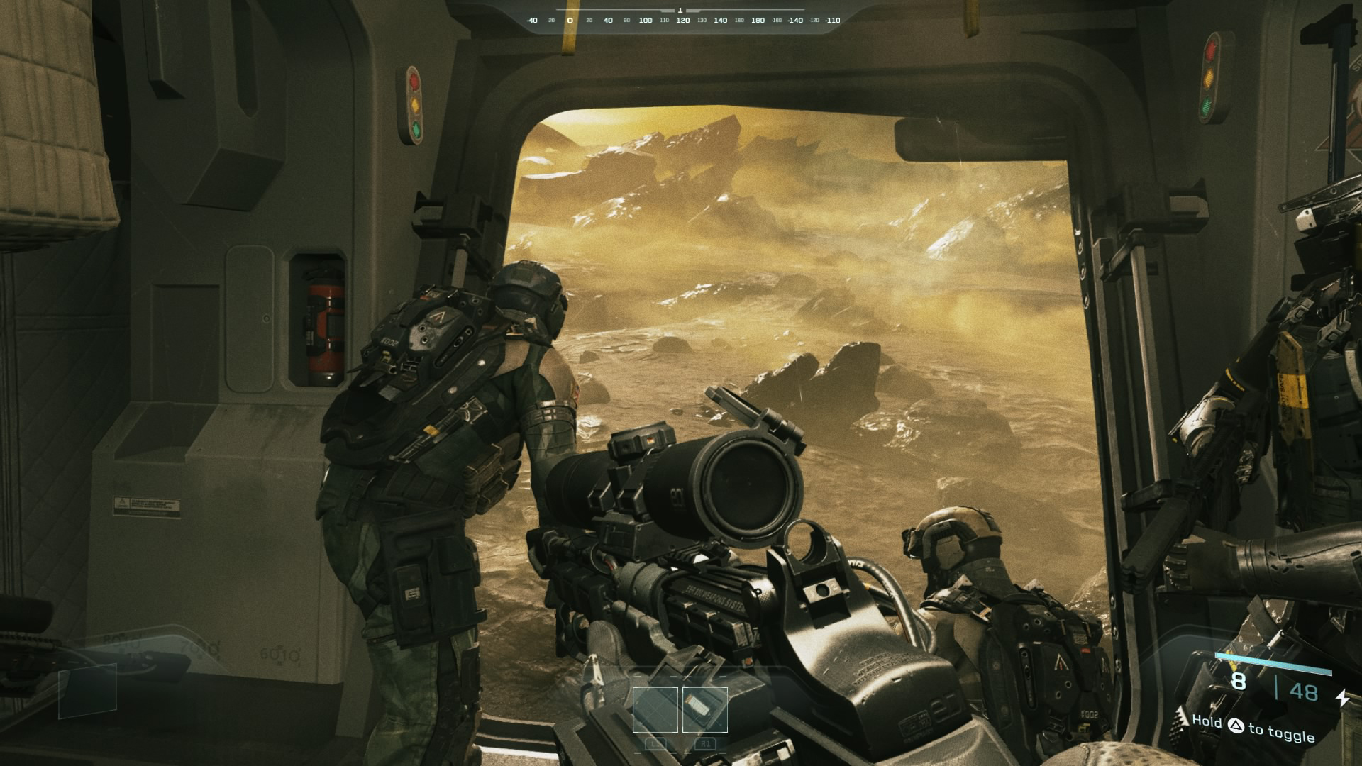 how to play infected on infinite warfare