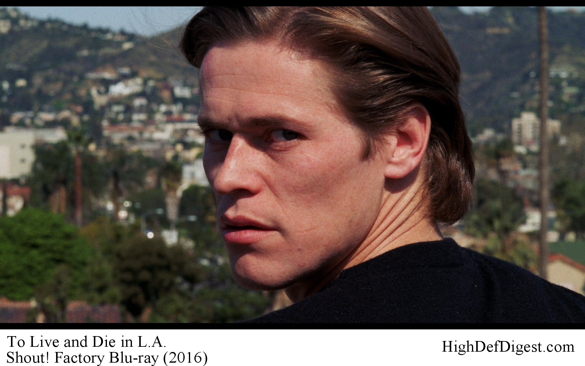 To Live and Die in L.A. - Willem Dafoe Shout! Factory