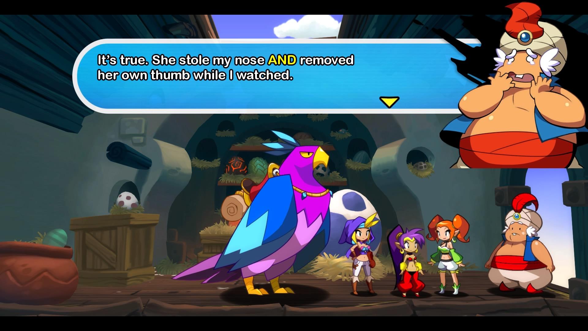 Jake Kaufman - Shantae: Half-Genie Hero 'Risky Beats'