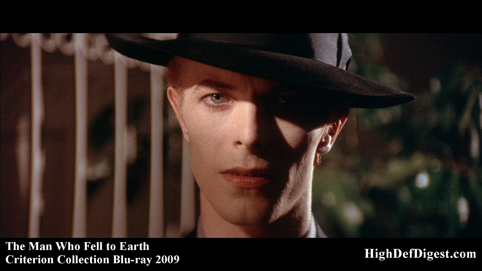 The Man Who Fell to Earth – David Bowie – Criterion