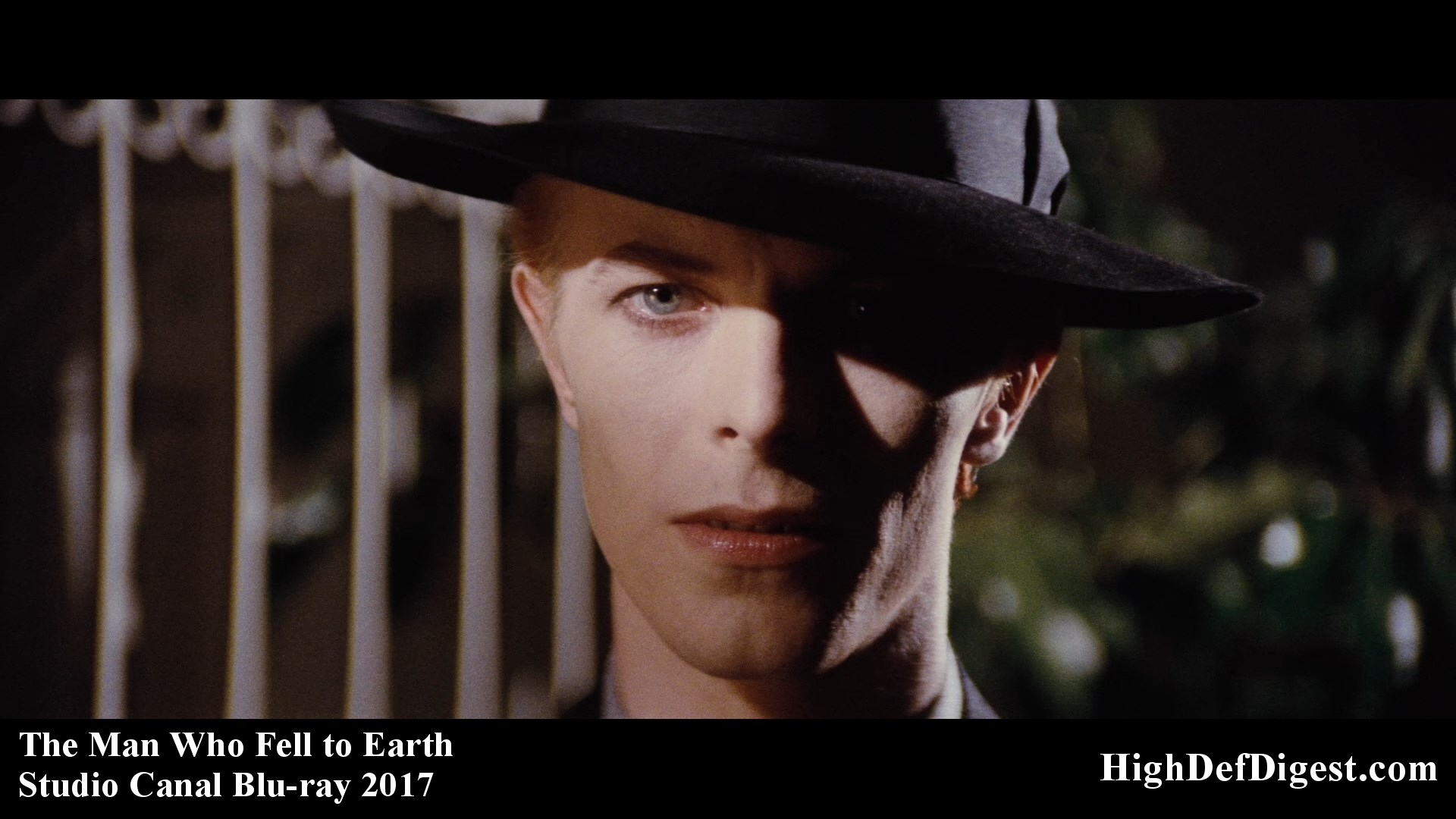 The Man Who Fell to Earth – David Bowie – Studio Canal