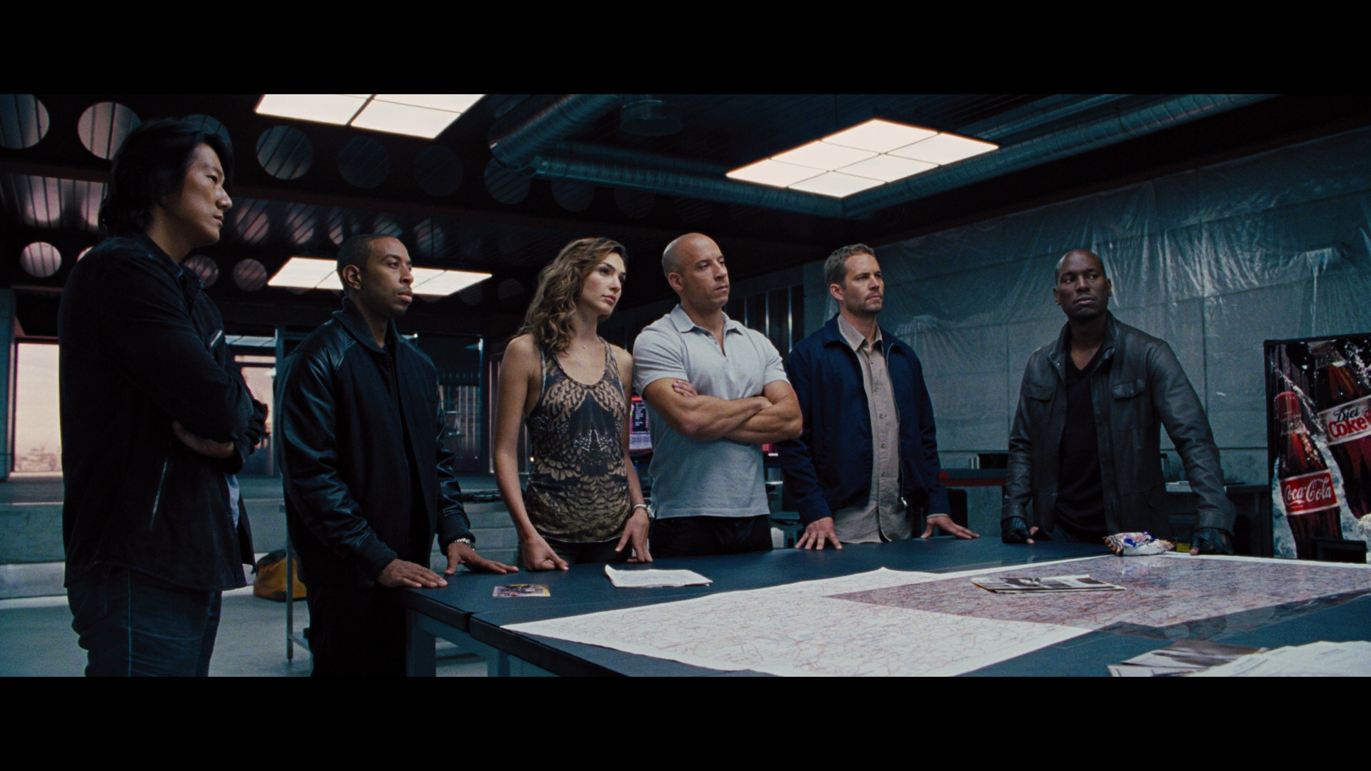 fast furious 6 ultra hd blu ray ultra hd review high def digest. Black Bedroom Furniture Sets. Home Design Ideas
