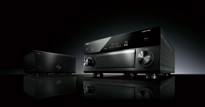 Yamaha CX-A5100 & MX-A5000