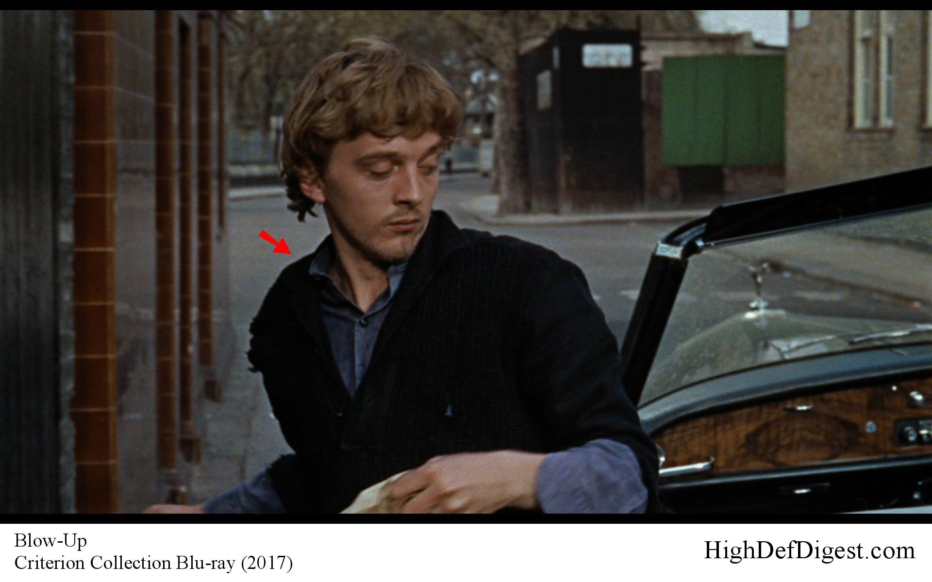 Blow-Up – Blu-ray Edge Halos