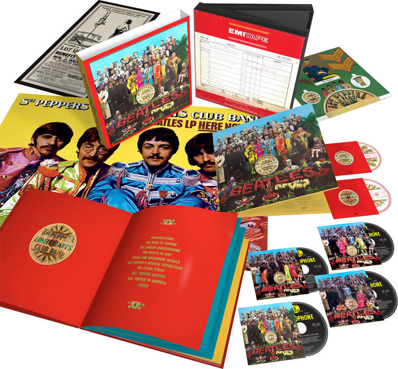 Sgt. Pepper's Lonely Hearts Club Band: Super Deluxe Edition